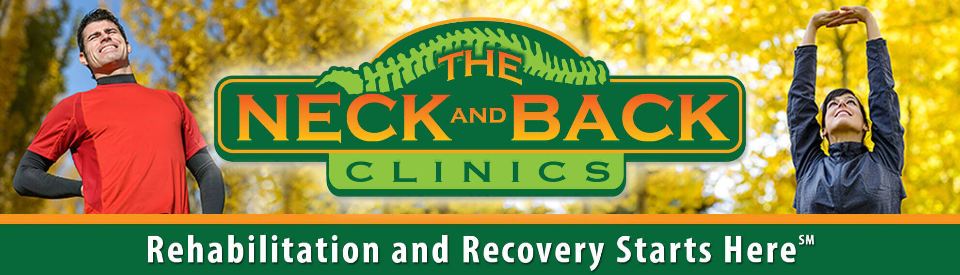 The neck and back clinics